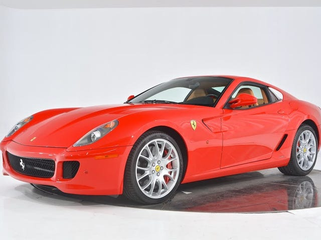 Oh look just another boring Ferrari 599...