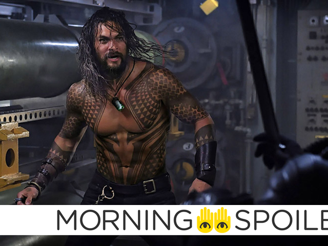 Updates on Aquaman, Shazam, and More