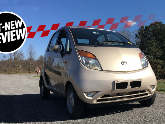 The Tata Nano Is Way Better Than The World's Cheapest Car Has Any Right To Be