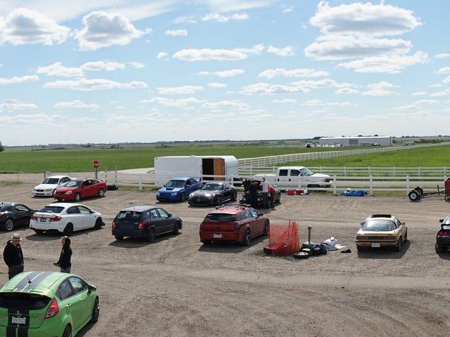 Queen City Motorsports Association Autocross 08.06.2019 (Ogromny zrzut fotograficzny)