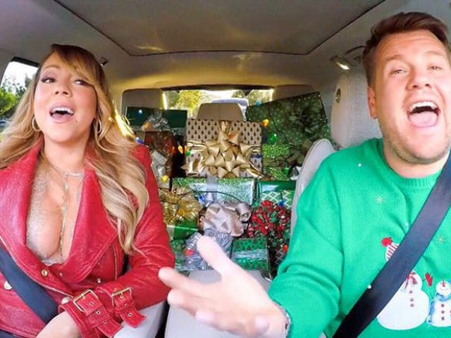 """<a href=""""https://news.avclub.com/all-james-corden-wants-for-christmas-is-this-mariah-car-1798255516"""" data-id="""""""" onClick=""""window.ga('send', 'event', 'Permalink page click', 'Permalink page click - post header', 'standard');"""">All James Corden wants for Christmas is this Mariah Carey sing-along</a>"""
