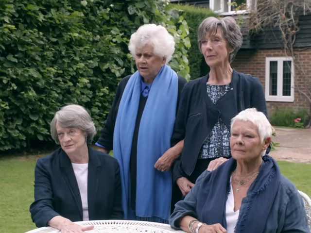 Tea With the Dames Trailer Confirms That Gossiping With Judi Dench Would Be Fun