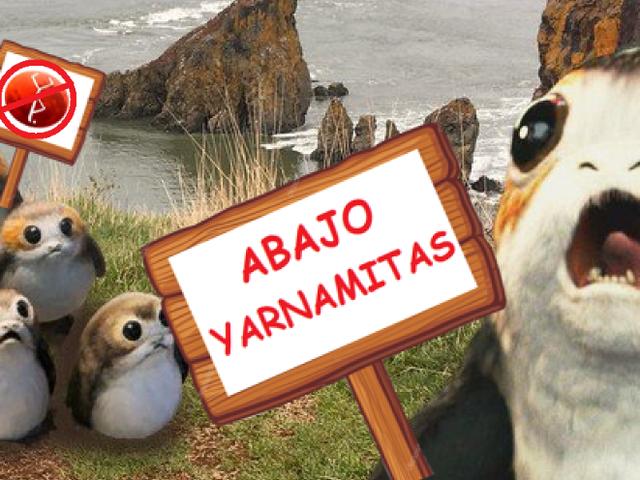 Recogida de firmas - Exigimos disculpas de Yarnamitas