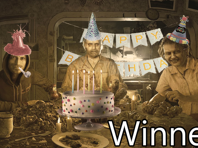 Shop-Wettbewerb: Alles Gute zum Geburtstag, Gewinner!