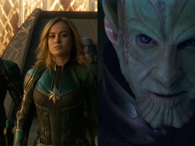 Ο οδηγός σας για τον πόλεμο Kree-Skrull, η κοσμική σύγκρουση που <i>Captain Marvel</i> θα μπορούσε να φέρει στο προσκήνιο