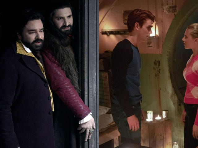 """What We Do In The Shadows gets cursed, and Riverdale admits it's """"Lynchian"""""""