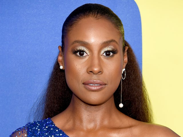 Easy, Breezy, Beautiful Issa Rae: How the CFDA Awards Host Rocked a Flawless Red-Carpet Face