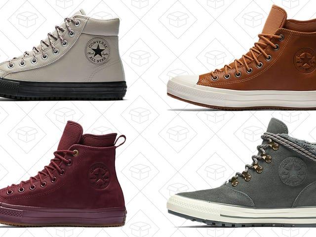 Converse maakt laarzen en ze zijn 60% korting