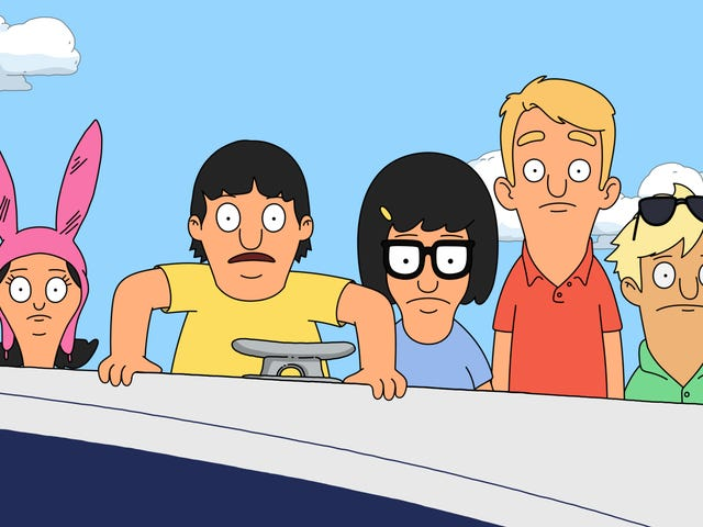 Bob's Burgers offers the one thing more annoying than Gene: Yacht people!