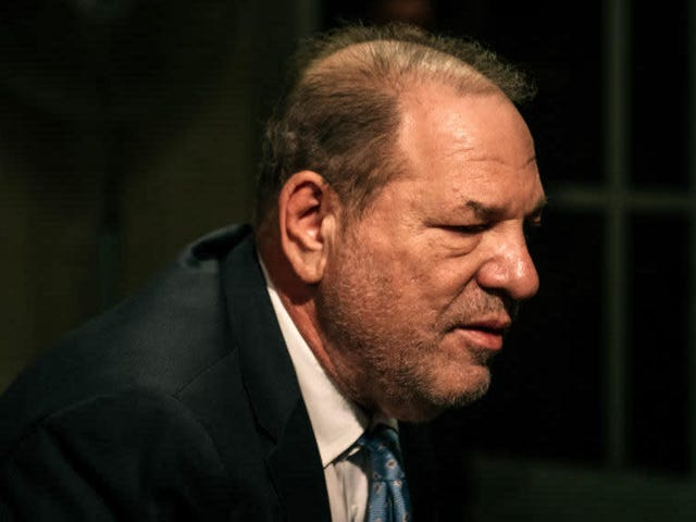 The Charges Against Harvey Weinstein Keep Rolling In