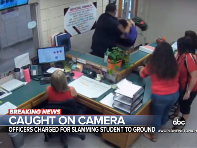 2 Former Louisiana Cops Indicted for Slamming 14-Year-Old on Ground, Into Desk