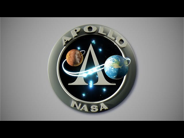 Το βίντεο λέει ιστορία για την αποστολή του Απόλλωνα, εμψυχώντας τις επιθετικές του αποστολές