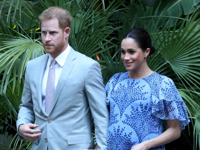 "Meghan Markle vill höja sin baby med en ""Fluid Approach to Gender"""