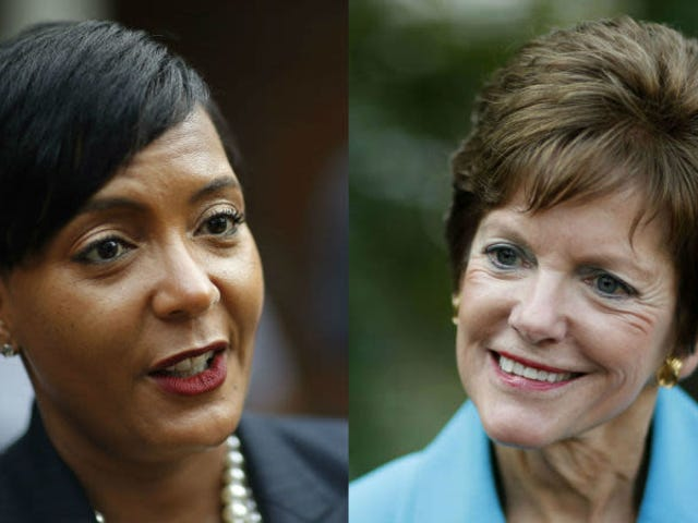 Atlanta Hasn't Had a White Mayor Since 1974, and Tuesday's Mayoral Race Is So Close That It's Headed for a Recount