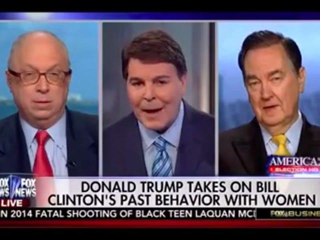 Όλα τα αρσενικά Fox News Panel παίρνει το κατώτατο σημείο αυτού του «γυναικείου ψηφοφόρου»