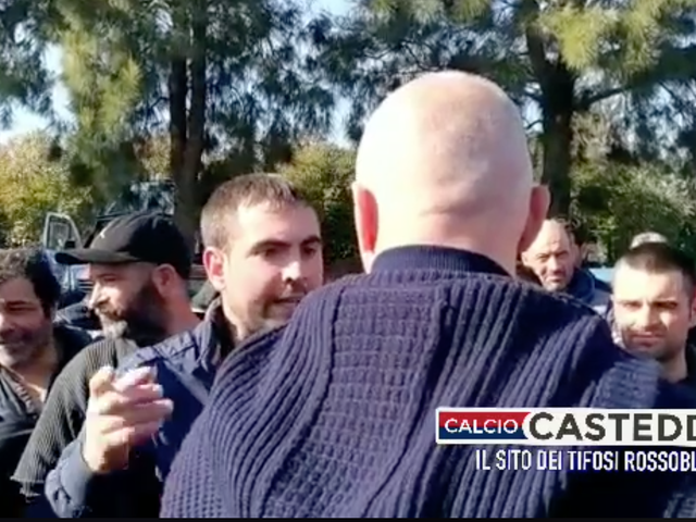 Italienske mælkeprotestorer tvinger Serie A Club til at savne flyvning efter at have fanget dem i træningspladsen