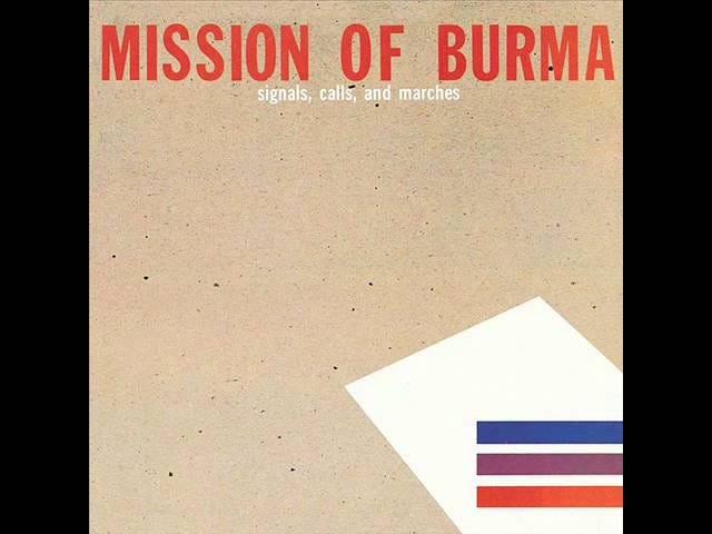 Mission of Burma - 'Saat itulah saya mencapai Revolver saya'