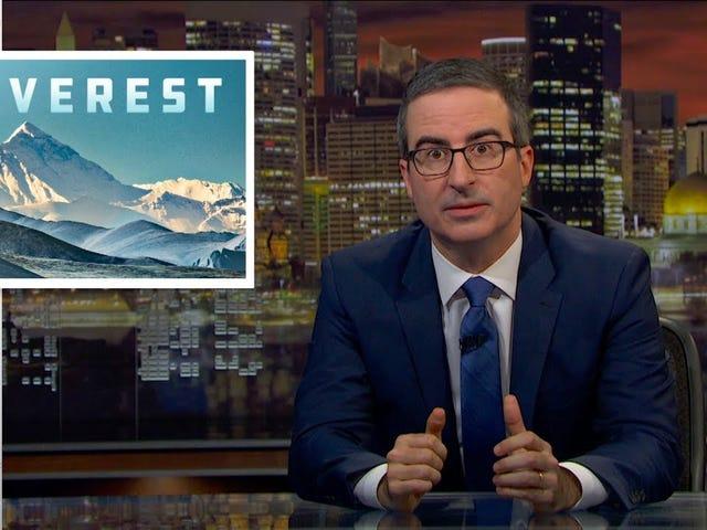Everest (political humor & NSFW)