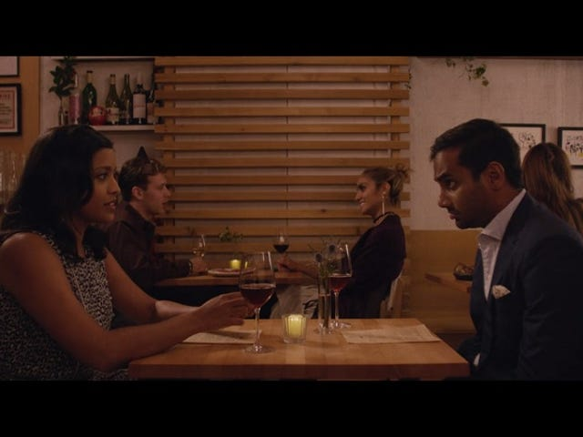 "What Master of None's ""First Date"" Episode Can Teach You About Dating"