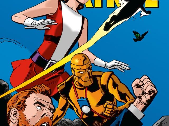 Hypothetisches Fernsehen: Doom Patrol von DC