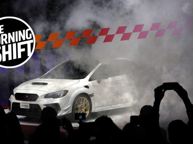 Sucesso da Subaru na América está empurrando-a para o seu ponto de ruptura