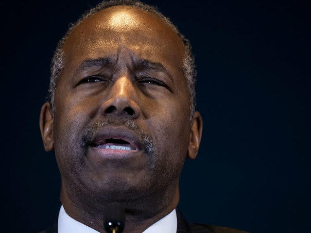 Ben Carson Reportedly Speaks of 'Big, Hairy Men' Entering Women's Bathrooms in Comments Called Transphobic