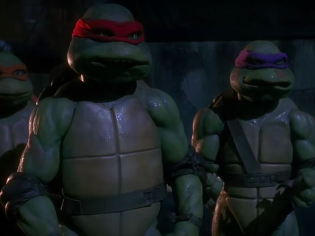 Join the co-creator of Teenage Mutant Ninja Turtles for a live watch party of the first movie today
