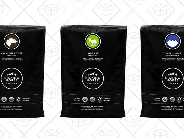 Perk Up With $2 Off One of Amazon's Best-Selling Coffee Brands