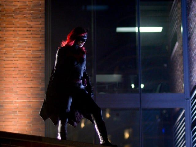Batwoman ainda não é Batman, e esse é o ponto