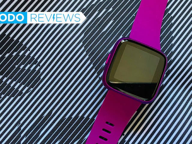 You Won't Miss the Features Cut From the Fitbit Versa Lite