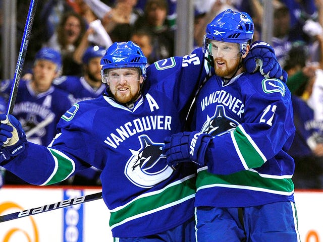 Sedin Twins Announce Their Retirement Together