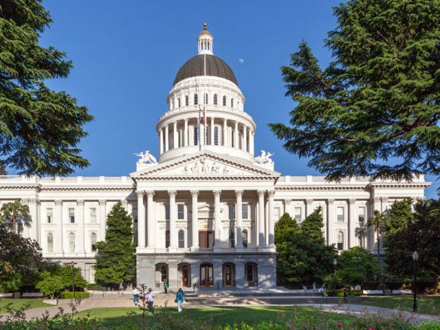 California's Senate And Assembly Will Work Together On Unified Sexual Harassment Policy