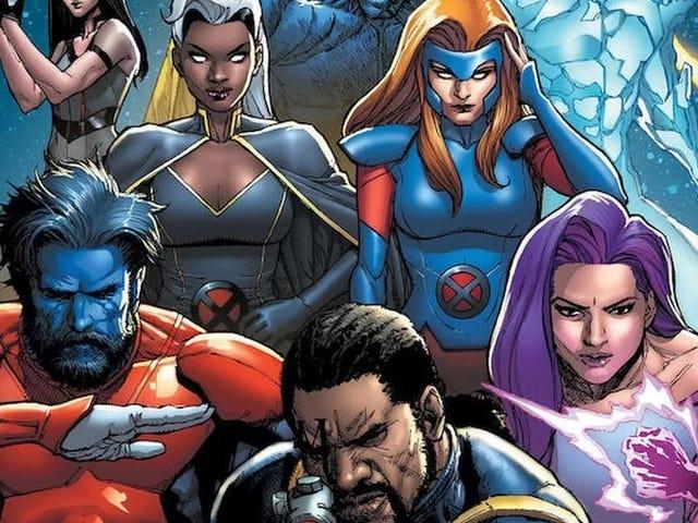 Entonces, ¿qué está pasando con los X-Men?