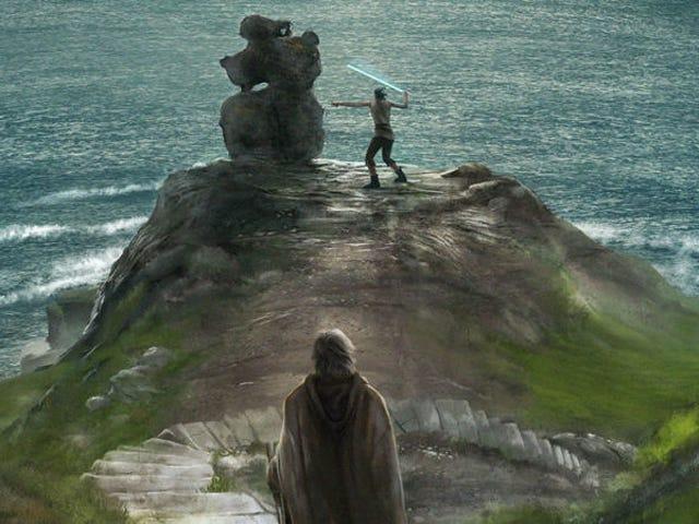 Envoyer un message à propos de <i>Star Wars: The Last Jedi</i>