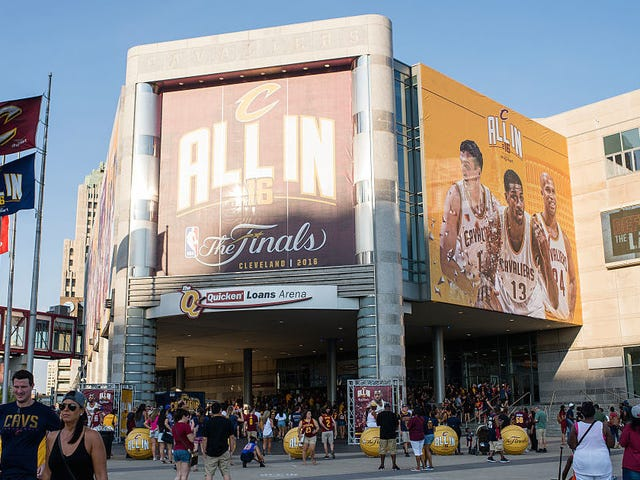 Cavaliers Give Up On Trying To Make Cleveland Pay For Arena Renovations