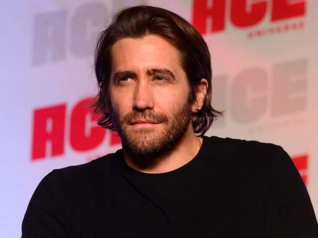 Encuentra a alguien que te trate como Jake Gyllenhaal trata a su masa madre