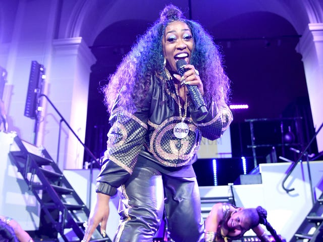 Missy Elliott is releasing a new album at midnight, so sleep can go to hell