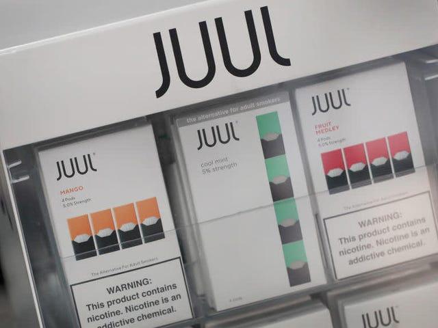 Adiós al único buen sabor de Juul