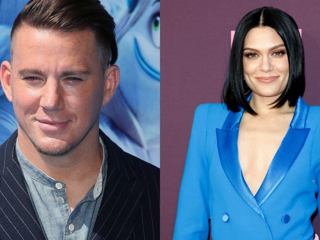 Congrats to Channing Tatum & Jessie J, Who Are Reportedly in Love