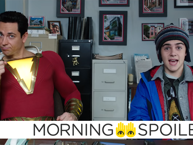 New Shazam Toys Hint at Some Mighty Mortals Making Their Debut