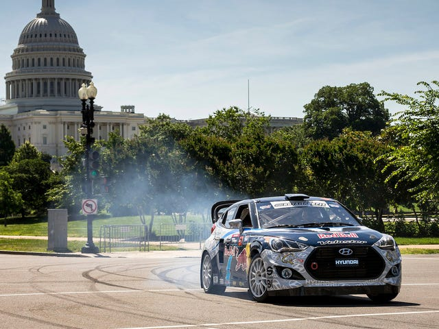 New 'Americas Rallycross' Series Won't Start In The Americas (Updated)