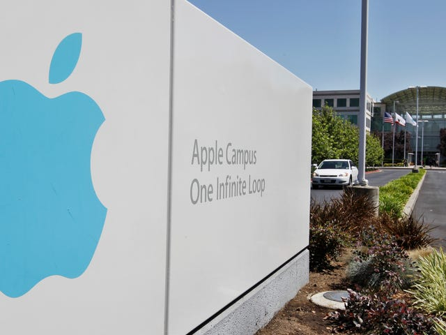 A Body Has Been Found at Apple Headquarters