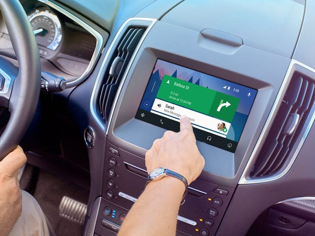 Ford Will Add Android Auto And Apple CarPlay With An Update If You Have SYNC 3