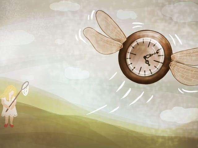 Γιατί ο χρόνος αισθάνεται σαν να πετάει από (και πώς να το επιβραδύνει)