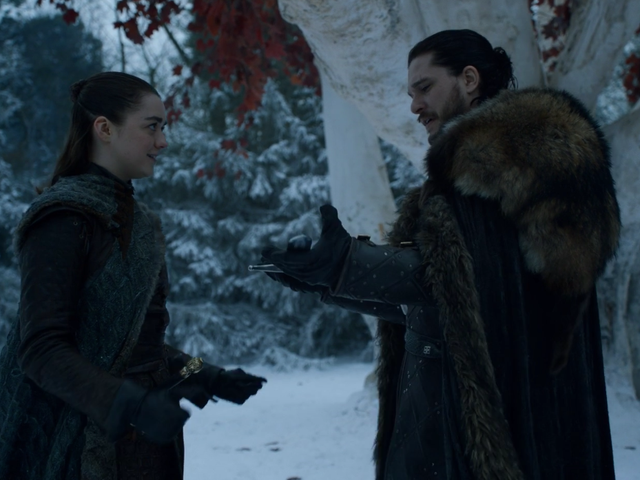 The Gang's All Back Together in the Charming Family Dramedy Game of Thrones