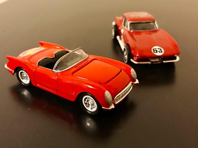 A Couple Little Red Corvettes