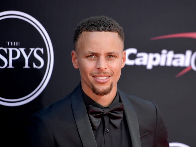 Steph Curry Says He's 'Really Serious' About Owning Carolina Panthers