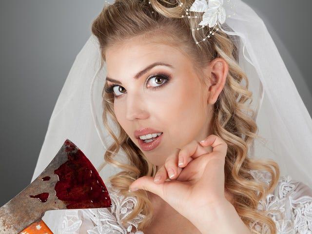 คุณสามารถขวานใครบางคนจากงานแต่งงาน?
