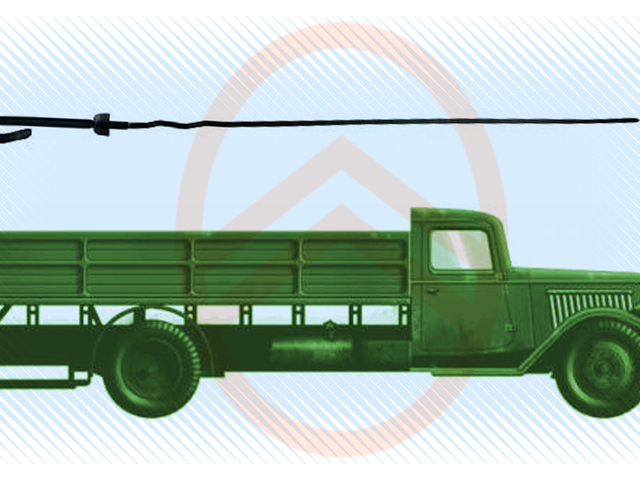 Citroën Sabotaged Wartime Nazi Truck Production in a Simple and Brilliant Way