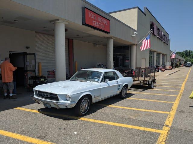 DOTS: 1965 Mustang